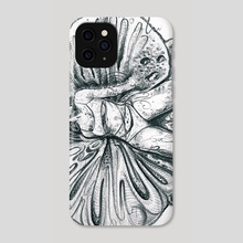 Orchid - Phone Case by Christian Alexander