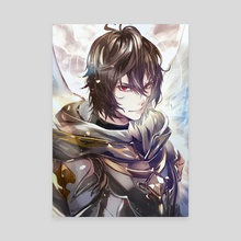 Sandalphon - Canvas by ketten