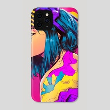 N U K E - Phone Case by Diberkato