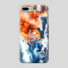 Fighting Back - Phone Case by Jennifer from Writing Redesigned