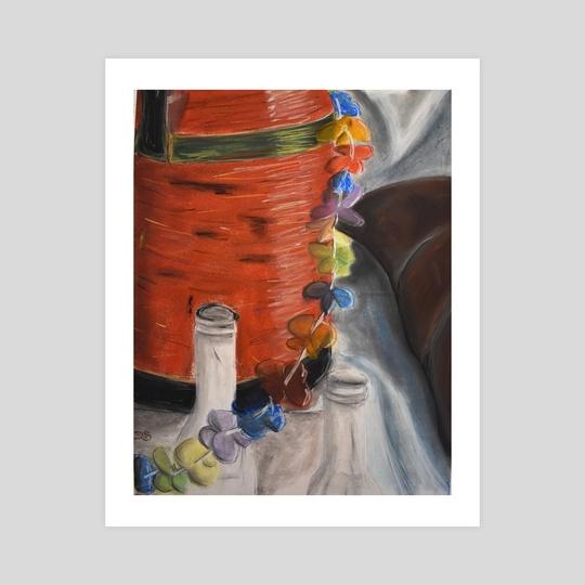 Jug Still Life by Daniel Swain