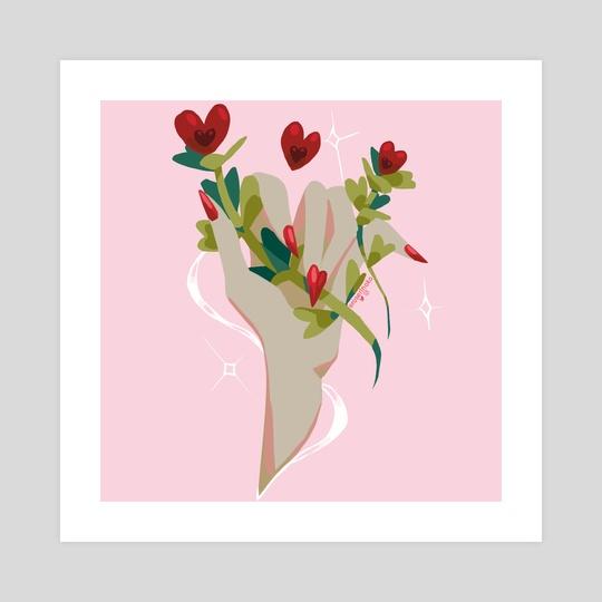 Healing Flower by Lorin🌱