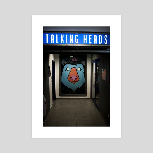 Talking Heads by Marcos Campo