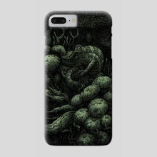 Miedo - Phone Case by Anthony Aves