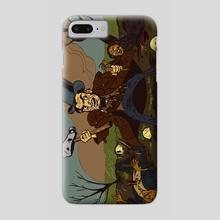 Abraham Lincoln: Vampire Hunter - Phone Case by Frederick Noland