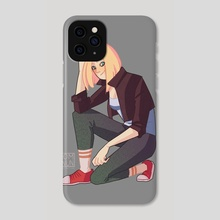 cool - Phone Case by nomunun