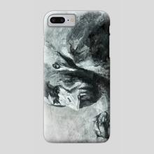 Contemplating - Phone Case by CUBINsART Art