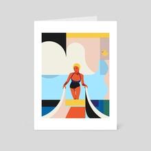 Summer season 2 - Art Card by Vera Ivanova