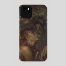 Well, would you look at that. - Phone Case by Peter (Apterus) Polach