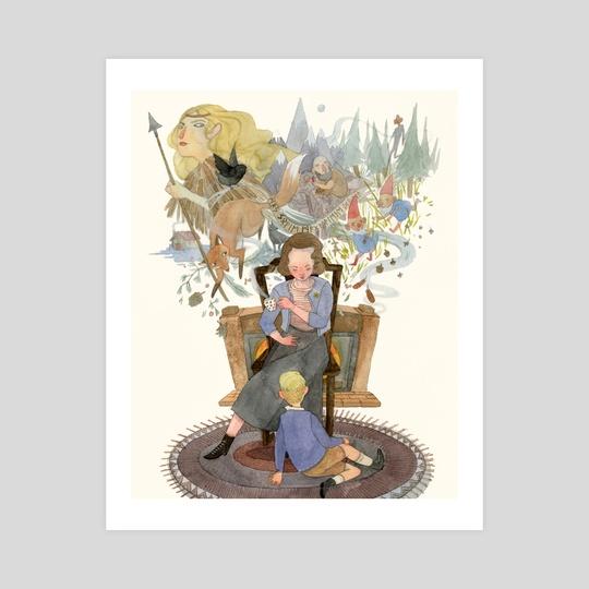 Roald Dahl's Mother by Jensine Eckwall