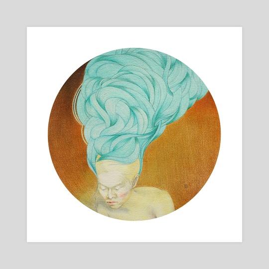 Winding VII by Adela Li