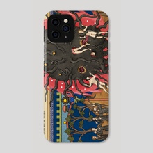 Sacrifice for Shub-Niggurath - Phone Case by Robert Altbauer