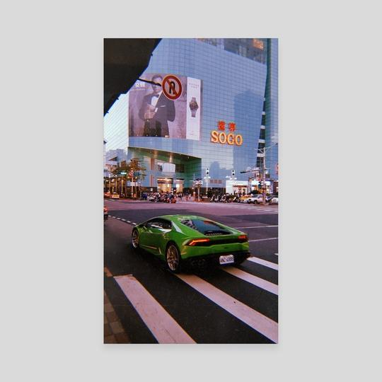 Bond Car by Andrew Haimerl