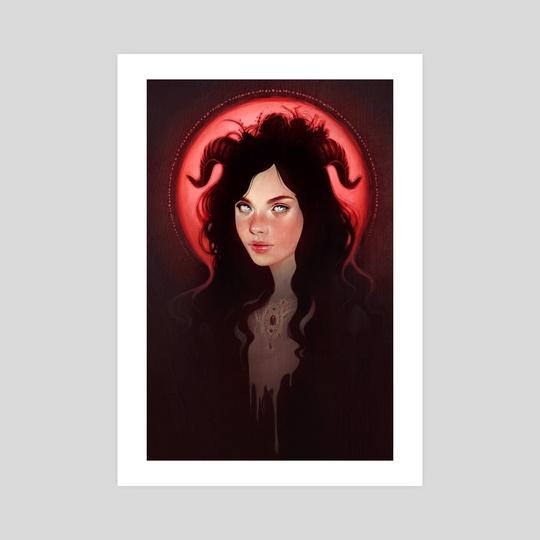 Blood Moon by Megan Lara