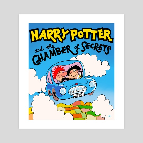 chamber of secrets by George Mager