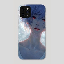 Rei - Phone Case by Lia Marin