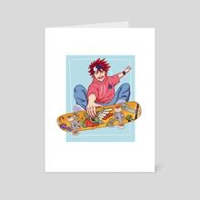 Reki Kyan - Art Card by Aileen