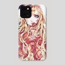 That was my mother's anger - Phone Case by Ether Beam
