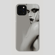 Crow - Phone Case by Antarctic Spring