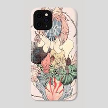 reflection - Phone Case by Domna