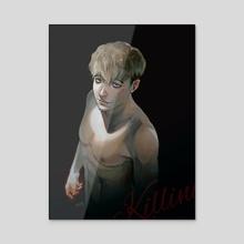 KS - Acrylic by Alex StG