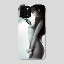 Emptiness - Phone Case by Renee Chio