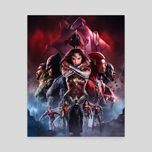 JL - Canvas by Athul  M
