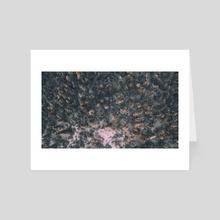 above banff - Art Card by julien solomita