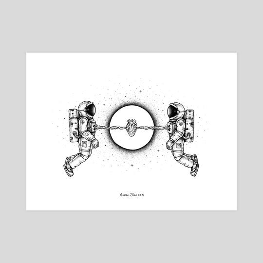 Cosmic Love by Enkel Dika
