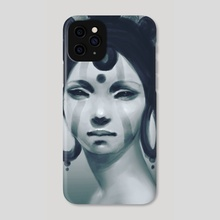 Goddess - Phone Case by Kat Marie