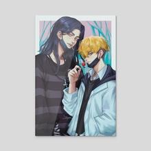 Baji&Chifuyu - Acrylic by Star Yoru