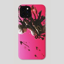 Blade doll - Phone Case by Yona Saura