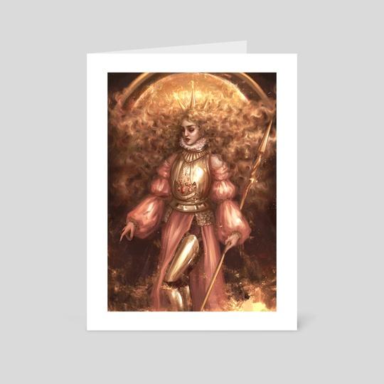 Angel 1 by Lin Romanov
