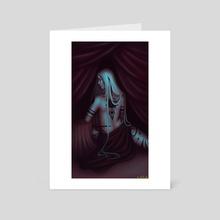 Umbra - Art Card by Esperanza Gallegos