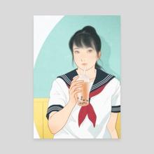 Hikaru - Canvas by Sai Tamiya