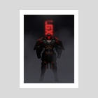 LGX - Art Print by Kode Subject