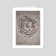 Inner Cell fig.3 - Art Card by MRK