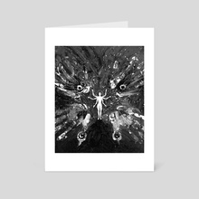 Swallowtail - Art Card by Ra Lu