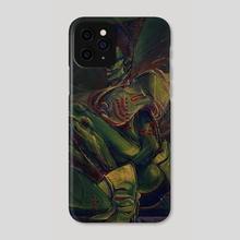 Collard Green Queen - Phone Case by Christian Alexander