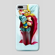 Asthorix - Phone Case by Louis Wiyono
