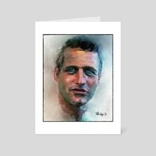 Paul - Art Card by Tobias