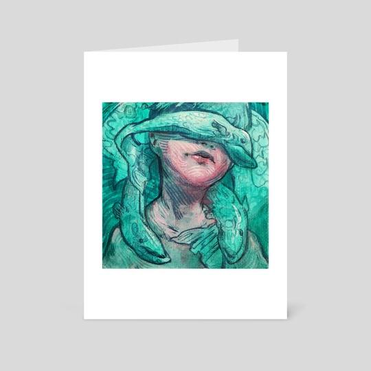Fish Dream #1 by Marc Scheff