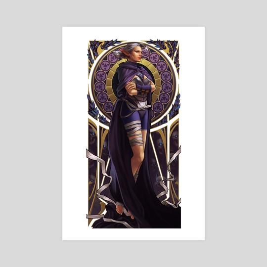 The Shadow Sage by Jaqueline Florencio