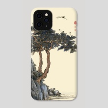 Cranes - 29 - Phone Case by River Han