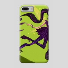 Vid Fairy - Phone Case by Austin Lord