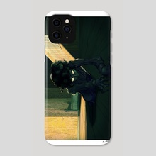 The Yellow Wallpaper - Phone Case by Alana O'Brien