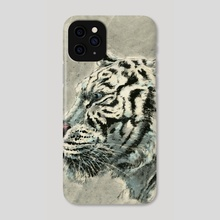 Tiger - 49 - Phone Case by River Han
