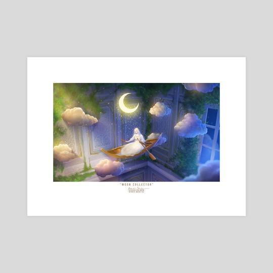 Moon Collector by Bianca Morelos