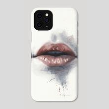 Watercolor study 04 - Phone Case by Miroslav Zgabaj