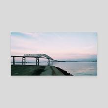 The Bridge - Canvas by cloudiee | kay